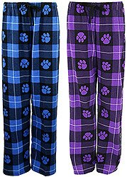 Flannel Paw Lounge Pants