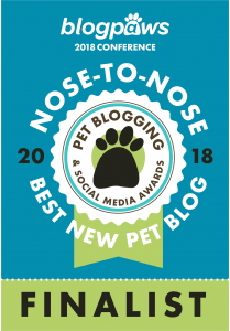 Rescue Dogs 101 Finalist for Best New Pet Blog