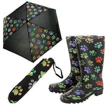 unique dog gifts dog mom rain gear