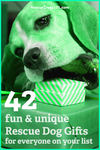 42 fun and unique rescue dog gifts for everyone on your list