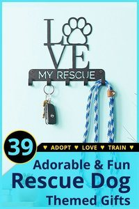 39 of the Most Adorable and Fun Rescue Dog Merchandise
