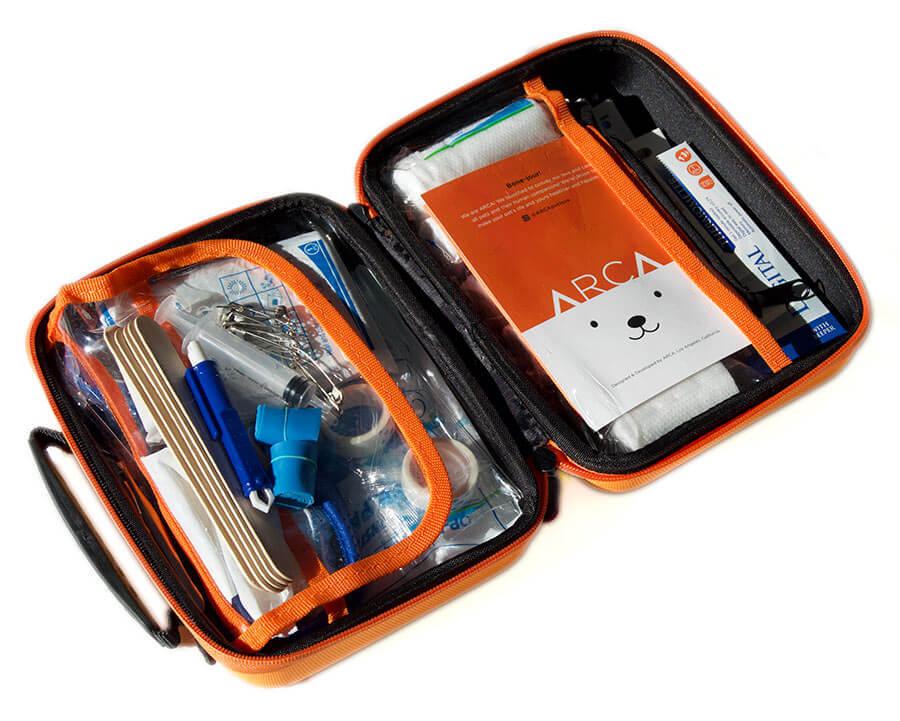 ARCA PET Cat & Dog First Aid Kit